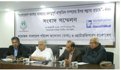 "Press Conference on ""Uses of Coal and its impact on Natural Resources"""