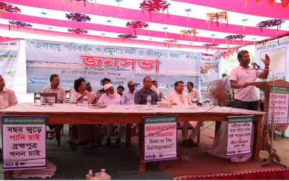 Movement to Protect the River Jamuna and Its Community